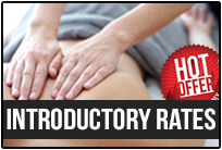 Introductory Massage Rates