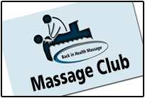 Join Our Massage Club and Save